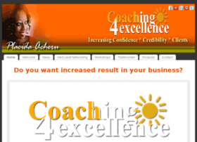 coaching4excellence.com