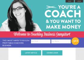 coachingbusinessjumpstart.com