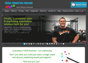 coachingmagic.magicmarketingmachine.com