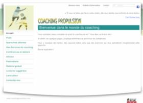 coachingpropulsion.com