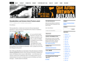 coalactionnetworkaotearoa.wordpress.com