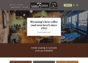 coalcreekcoffee.com