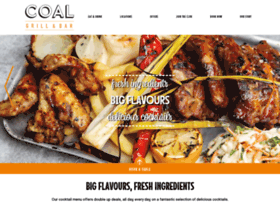 coalgrillandbar.co.uk