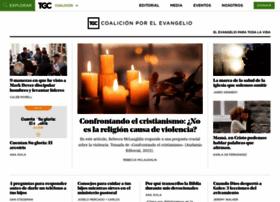 coalicionporelevangelio.org