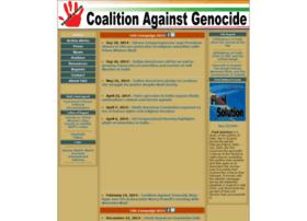 coalitionagainstgenocide.org