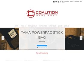 coalitiondrumshop.com