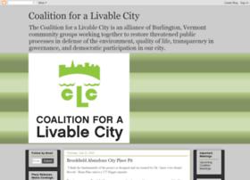 coalitionforalivablecity.blogspot.com