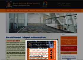 coarcpune.bharatividyapeeth.edu