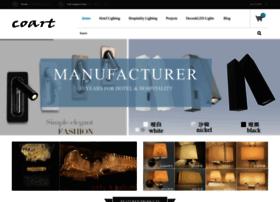 Coart-custom-lighting.com