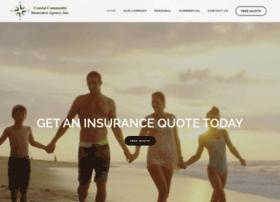 coastalcommunityinsuranceagency.com