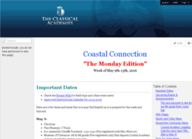 coastalconnection.tcawiki.com