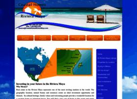 coastalhomesrivieramaya.com