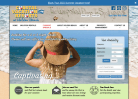 coastalvacationresorts.com
