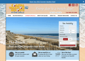coastalvacationresortsoakisland.com