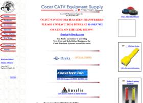 coastcatvsupply.com