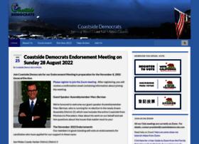 coastsidedemocrats.info