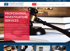 coasttocoastinvestigations.com