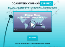 coastweek.com