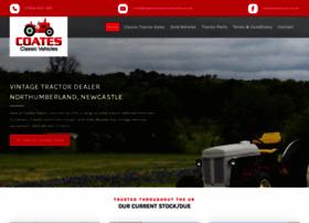 coatesclassicvehicles.co.uk