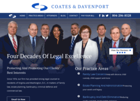 coateslaw.com