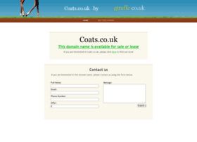 coats.co.uk