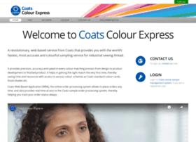 coatscolourexpress.com
