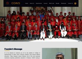 coavs.edu.pk