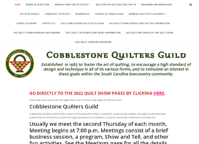 cobblestonequilters.com