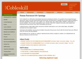 cobleskill.interviewexchange.com