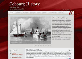 cobourghistory.ca