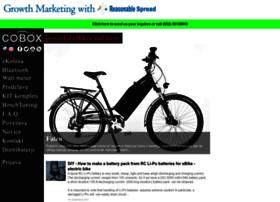 cobox-ebikes.com