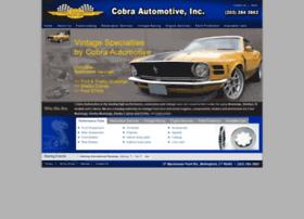 cobraautomotive.com