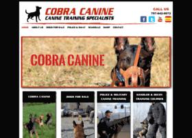 cobracanine.com