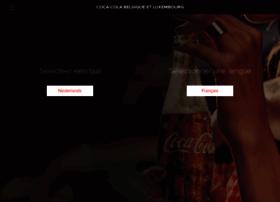 coca-cola.be