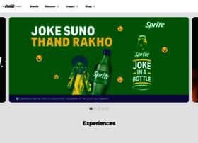 coca-colaindia.com