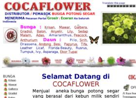 cocaflower.com