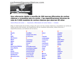 cochesantiguosyclasicos.com