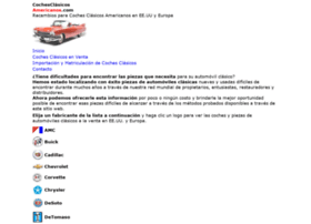 cochesclasicosamericanos.com