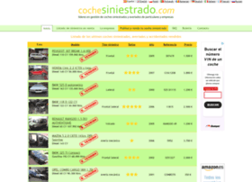 cochesiniestrado.com