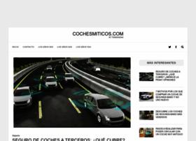 cochesmiticos.com