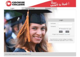 cochise.starsscholarshipsonline.com