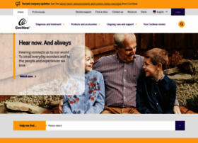 cochlear.com