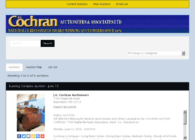 cochranauctions.hibid.com