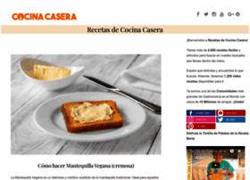 cocina-casera.com