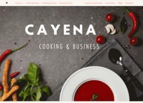 cocina-cayena.com