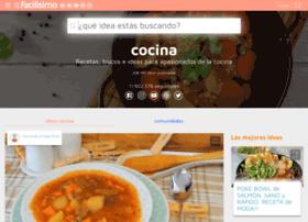 cocina.facilisimo.com