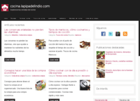 cocina.lapipadelindio.com