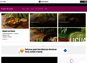 cocina.univision.com