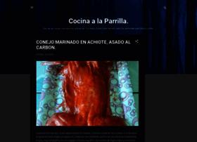 cocinaalaparrilla.blogspot.mx