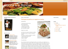 cocinaaloboricua.blogspot.com